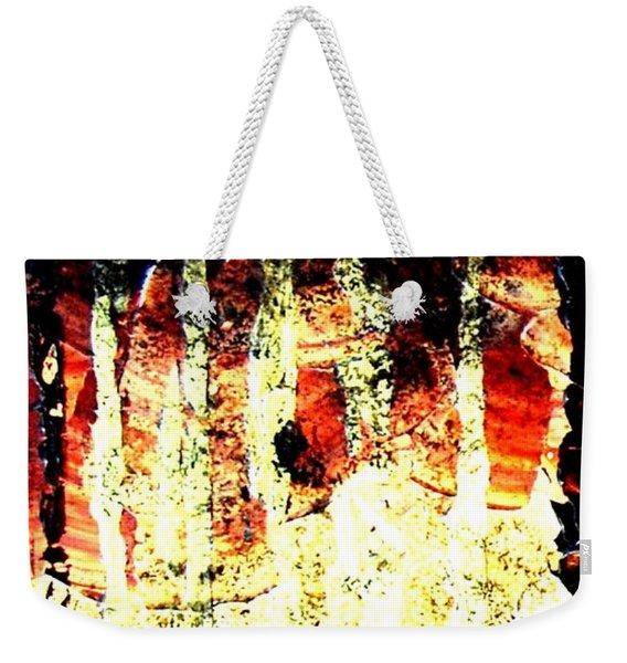 Fall Fashion Film Clip Weekender Tote Bag