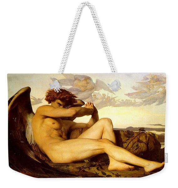 Fallen Angel  Weekender Tote Bag