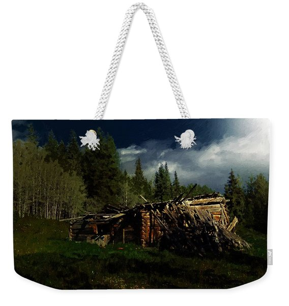 Fallen In Weekender Tote Bag