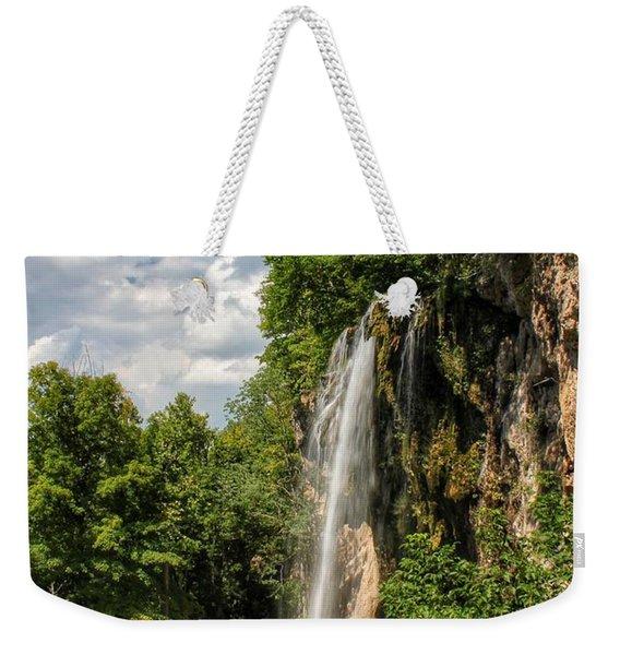 Falling Springs Falls Weekender Tote Bag