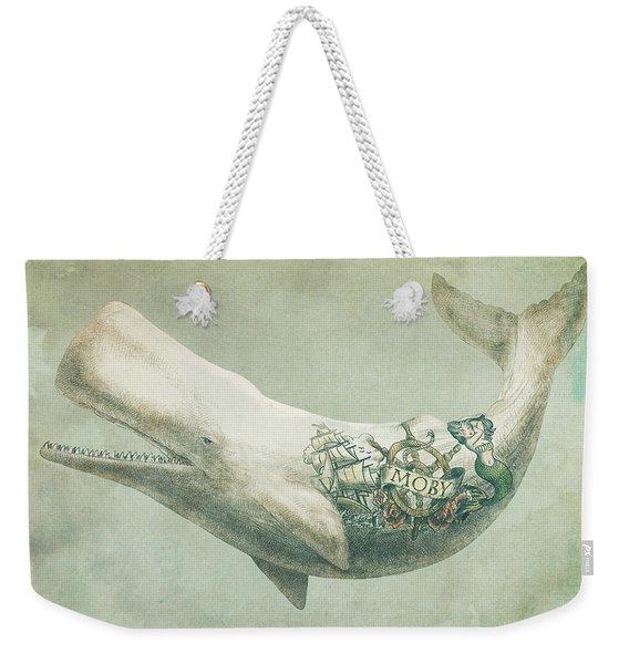 Far And Wide Weekender Tote Bag