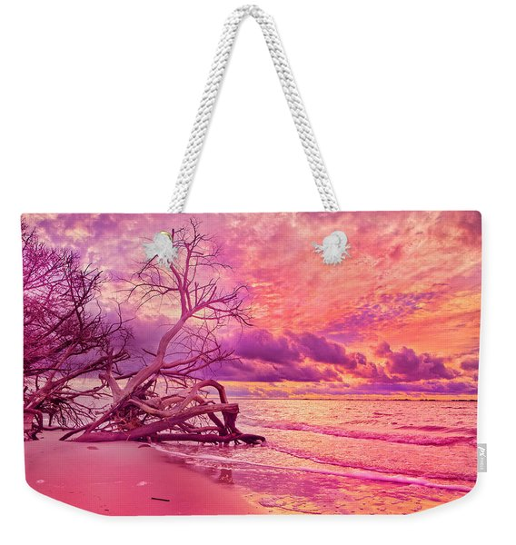Farewell To The Day Weekender Tote Bag