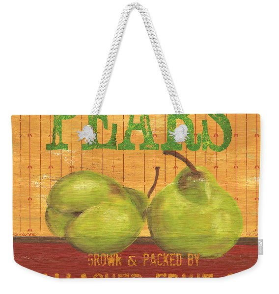 Farm Fresh Fruit 1 Weekender Tote Bag