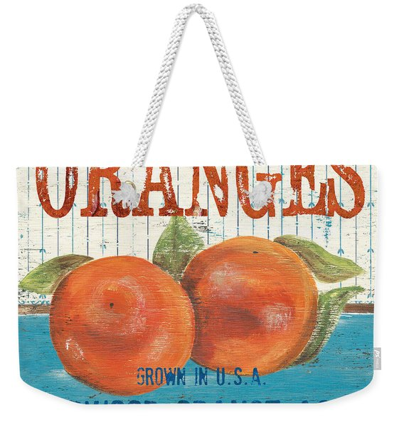 Farm Fresh Fruit 2 Weekender Tote Bag