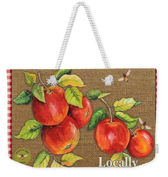 Farm Fresh-jp2380 Weekender Tote Bag