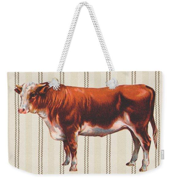 Farm To Table-jp2113 Weekender Tote Bag