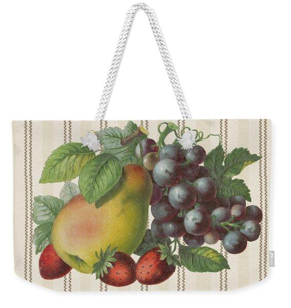 Farm To Table-jp2117 Weekender Tote Bag
