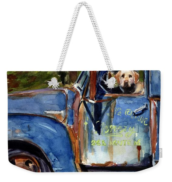 Farmhand Weekender Tote Bag