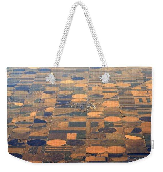Farming In The Sky 2 Weekender Tote Bag
