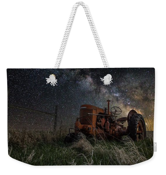 Farming The Rift Weekender Tote Bag
