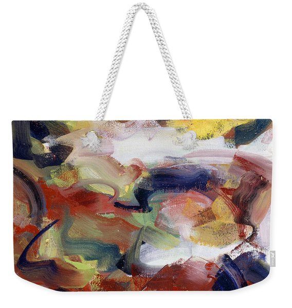 Fear Of The Foreigner Weekender Tote Bag