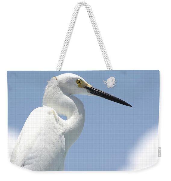 Feathers Weekender Tote Bag