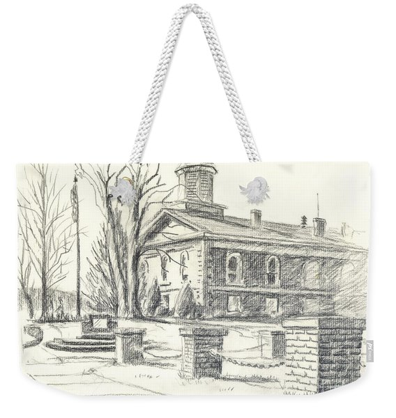 February Morning  No Ctc102 Weekender Tote Bag