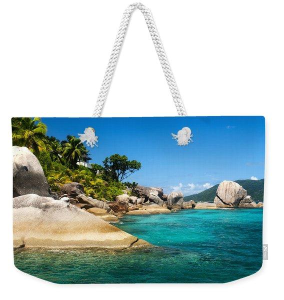 Felicite Island Weekender Tote Bag