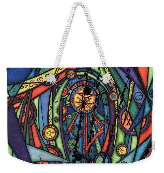 Female Spirituality  Weekender Tote Bag