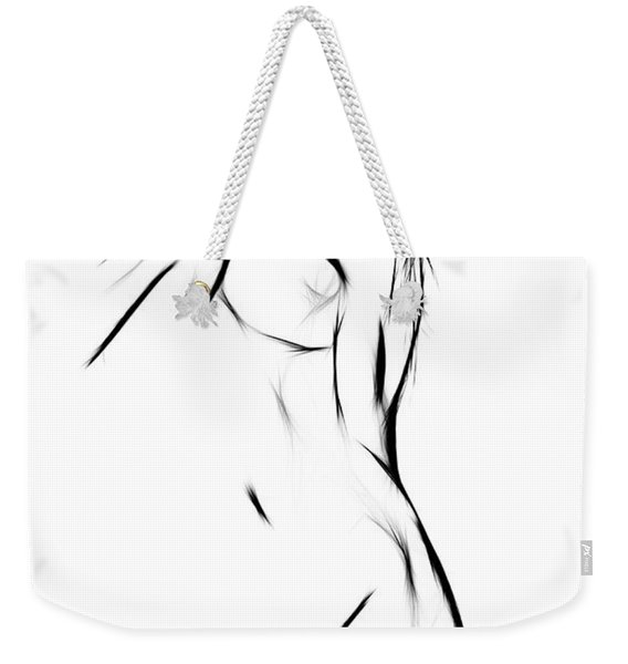 Female Weekender Tote Bag