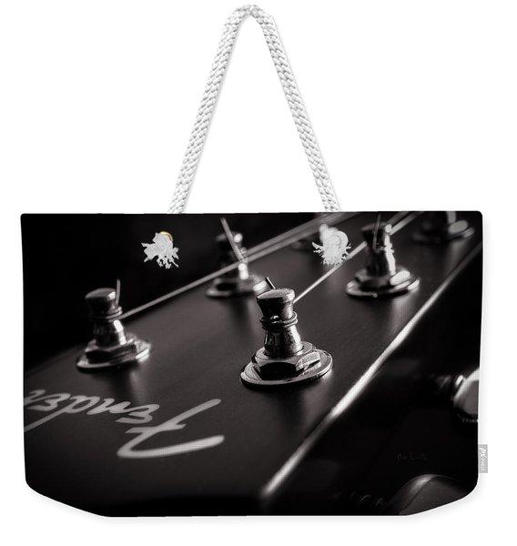 Fender Acoustic I Weekender Tote Bag