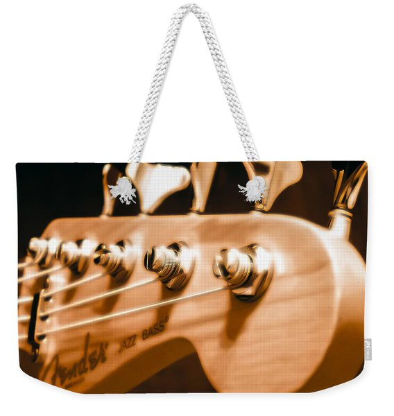 Fender Jazz Weekender Tote Bag
