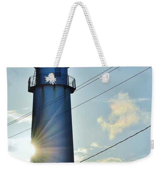 Fenwick Island Lighthouse - Delaware Weekender Tote Bag