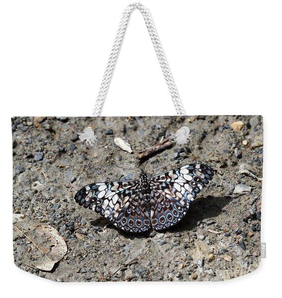 Feronia Cracker Butterfly Weekender Tote Bag