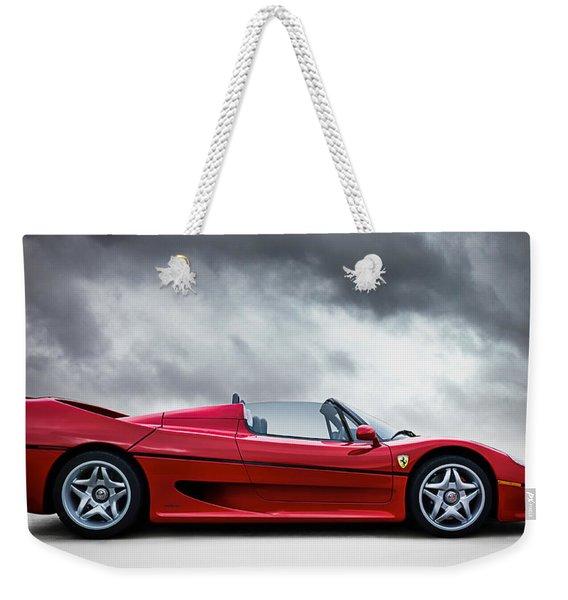 Ferrari F50 Weekender Tote Bag
