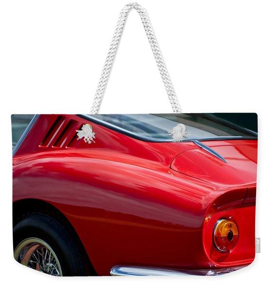 Ferrari Taillight -0039c Weekender Tote Bag