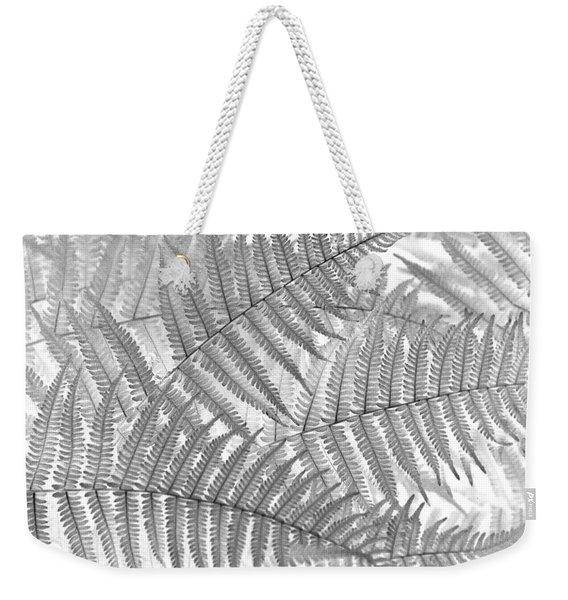 Fiddleheads Weekender Tote Bag