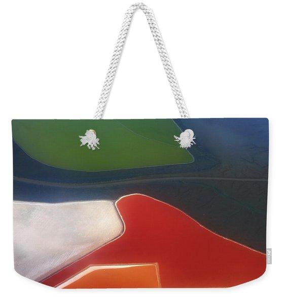 Fields Weekender Tote Bag