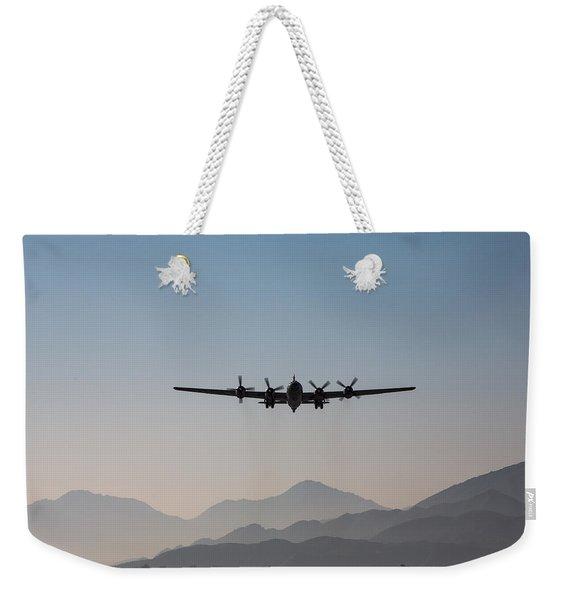 Fifi Rising Weekender Tote Bag