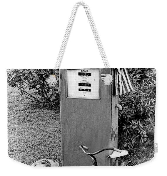 Fill 'er Up Weekender Tote Bag