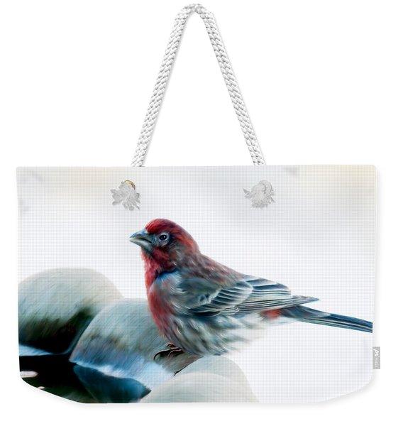 Finch Weekender Tote Bag