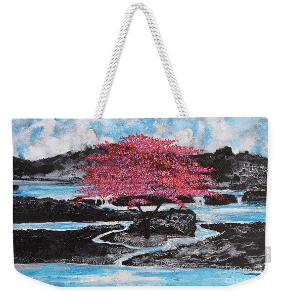 Finding Beauty In Solitude Weekender Tote Bag
