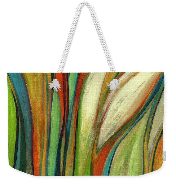 Finding Paradise Weekender Tote Bag