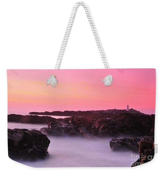 Fine Art Water 11 Weekender Tote Bag