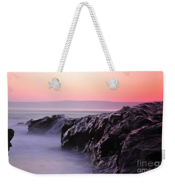 Fine Art Water 8 Weekender Tote Bag