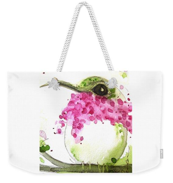 Fine Summer Day Weekender Tote Bag
