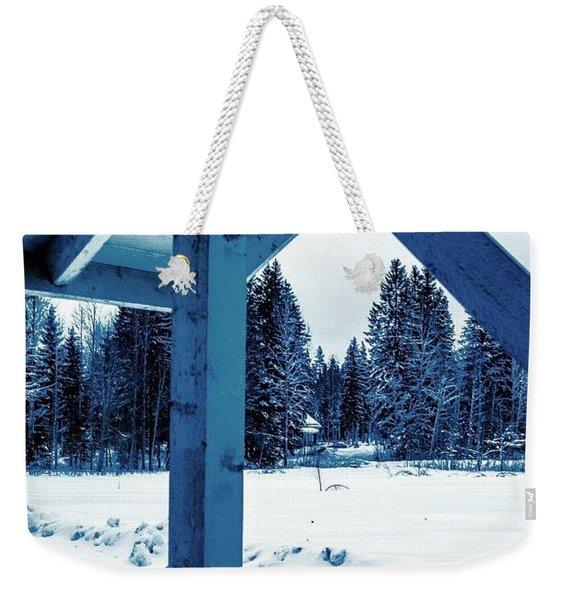 Finland Weekender Tote Bag