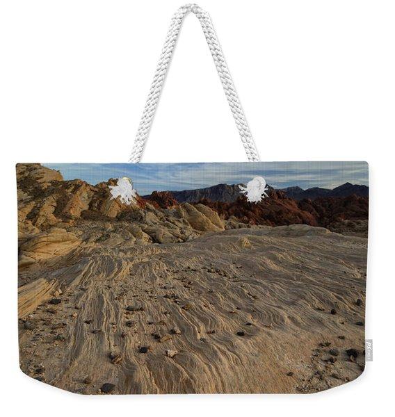 Fire Canyon I Weekender Tote Bag
