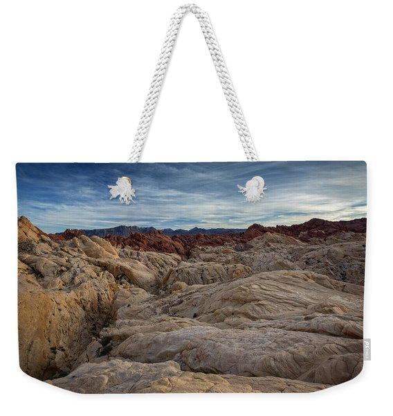 Fire Canyon II Weekender Tote Bag