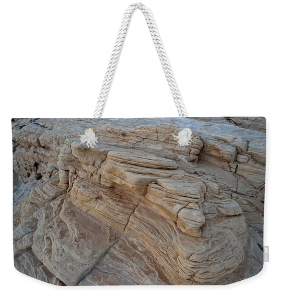 Fire Canyon Layers Weekender Tote Bag
