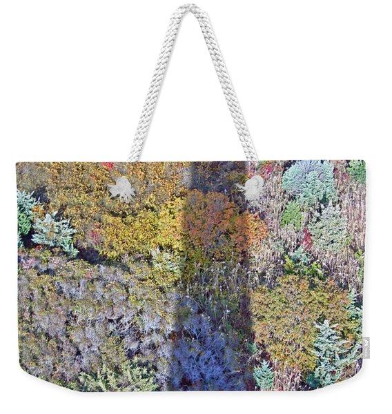 Fire Island Shadow Weekender Tote Bag