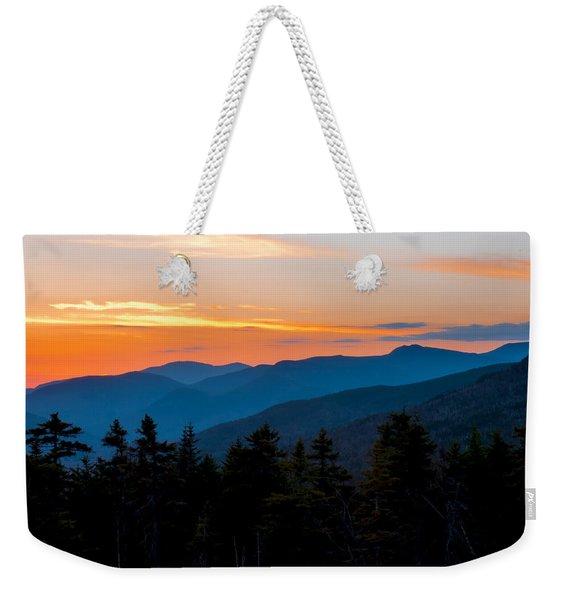 Fire Skys Weekender Tote Bag