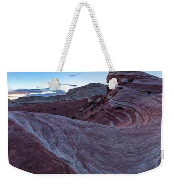 Fire Wave II Weekender Tote Bag