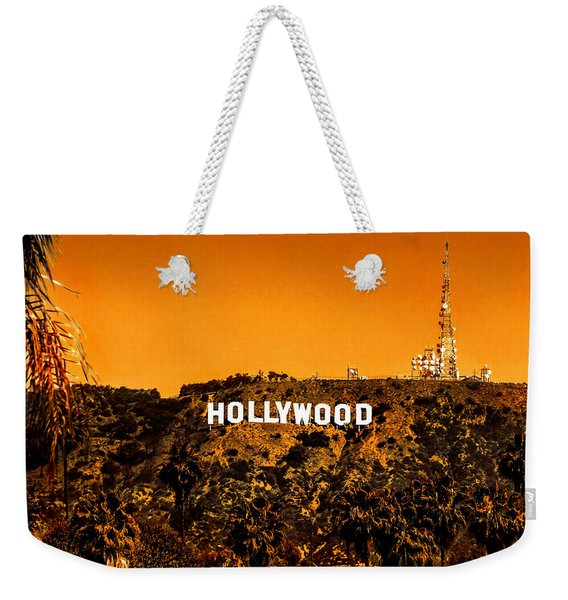 Fired Up Weekender Tote Bag