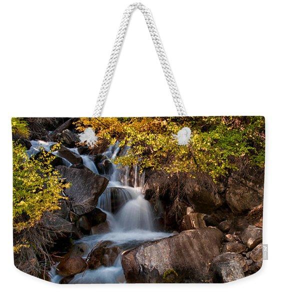First Falls Weekender Tote Bag