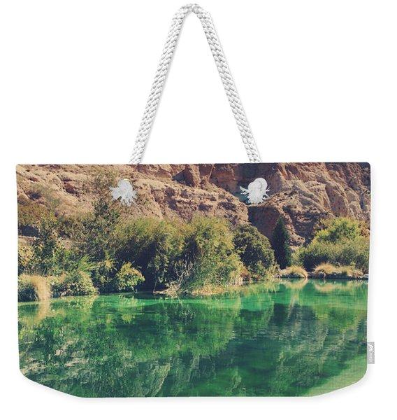 Fish Gotta Swim Weekender Tote Bag