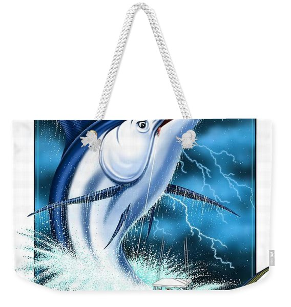 Fish Tales Weekender Tote Bag