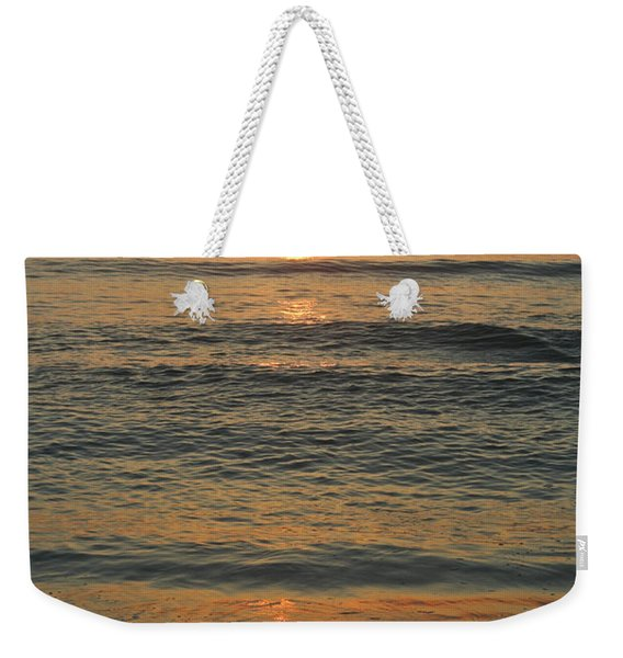 Flagler Beach Sunrise Weekender Tote Bag