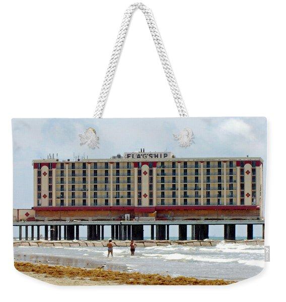 Flagship Weekender Tote Bag