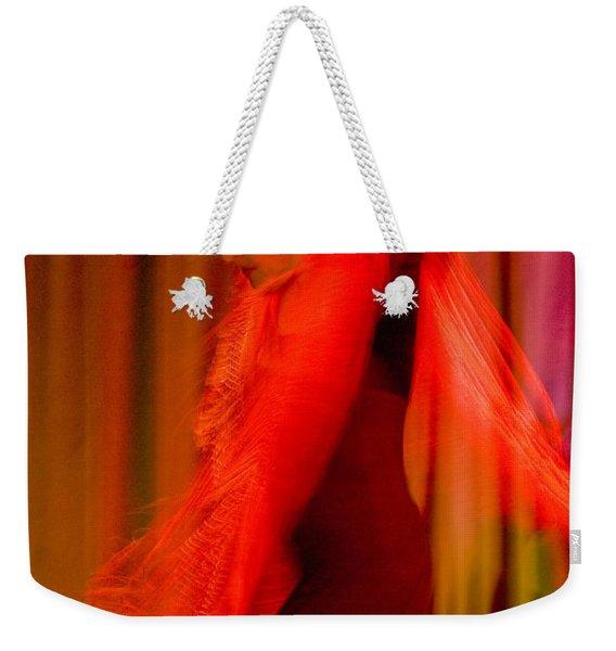 Flamenco Series 10 Weekender Tote Bag